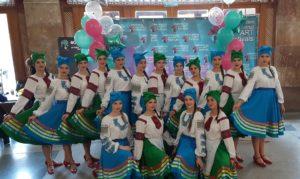 Nadiya Petrivna école de danse