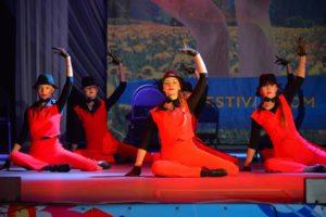 Nadiya Petrivna école de danse la meilleur sur kharkiv
