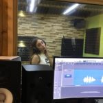 las kandy en studio