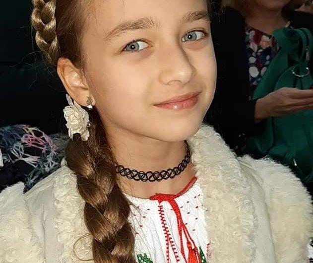 Anastasia Ciobanu talents kids du web