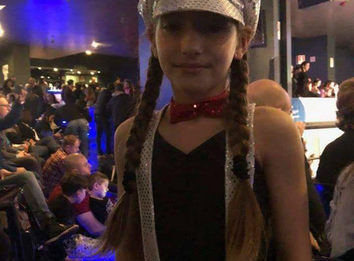 Entretien avec Calin Alexia Viorica danseuse kids du monde