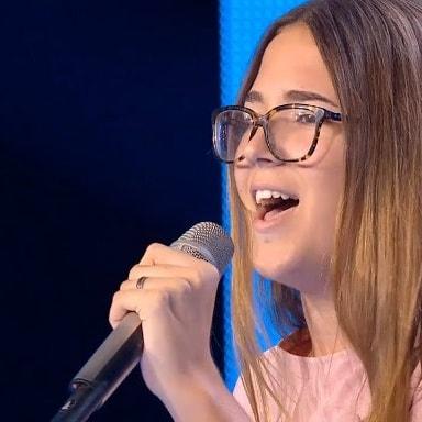 Ana Belén Morales kids montante en Espagne