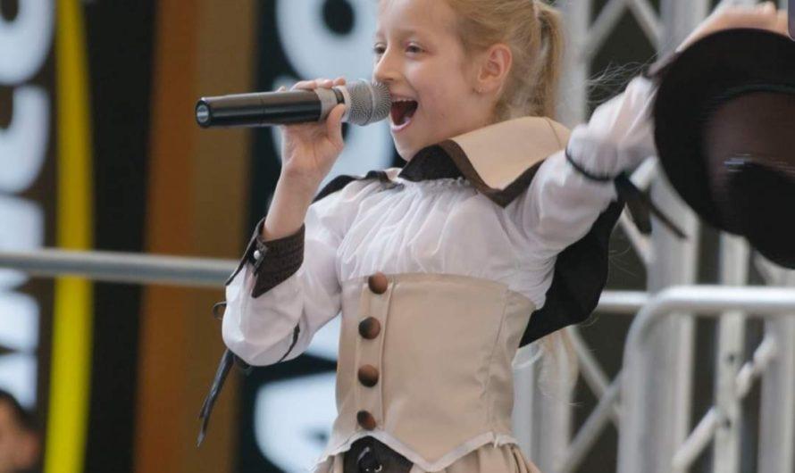 Onică Sofia-Ioana (Sofy) talentueuse  kids Roumanie