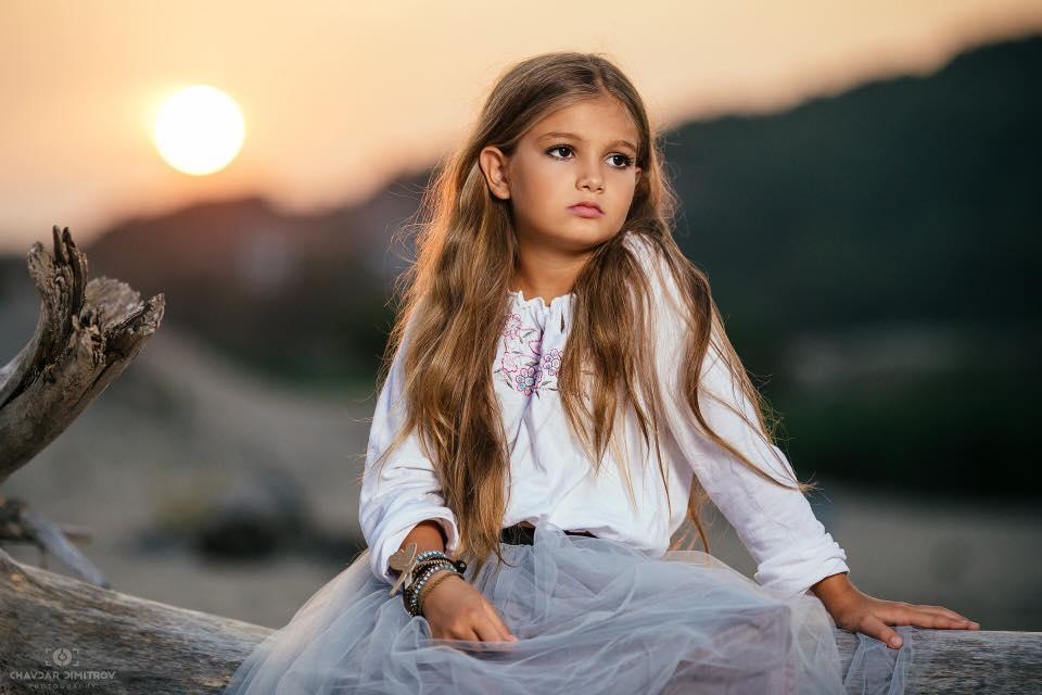 Polly Ivanova 13 ans une jeune kids déjà sur les grande scènes