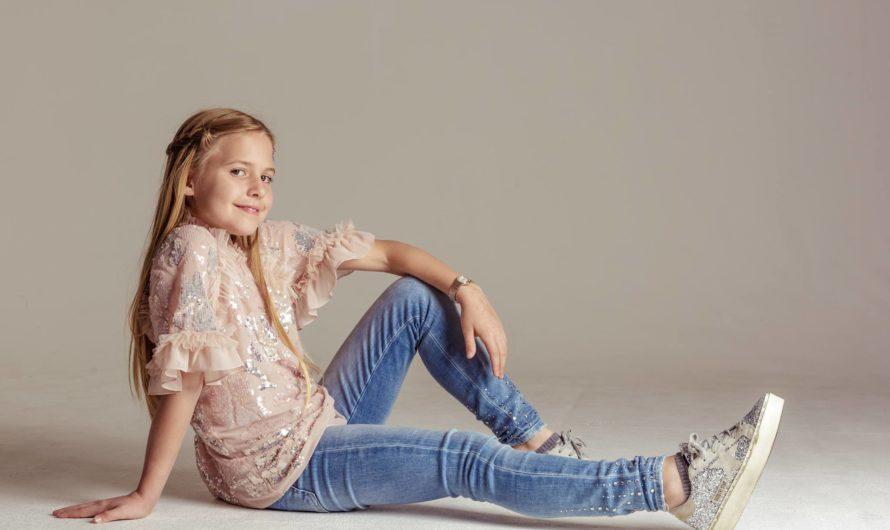 Emily Linge kids international déjà une mini stars