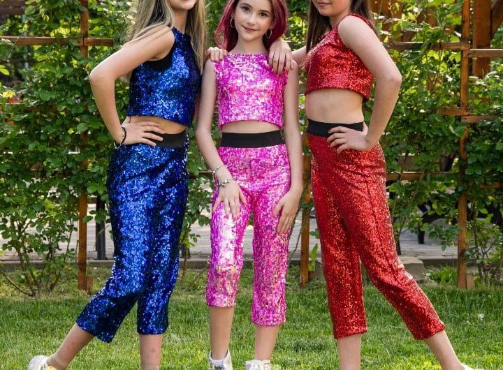 Le seul groupe de filles de Roumanie Bad Girls