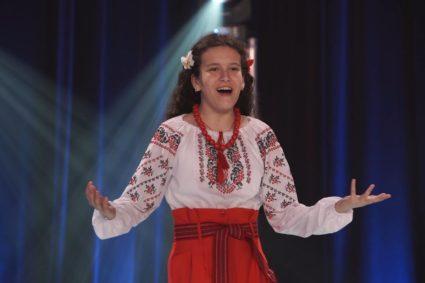Karima  en finale pour la sélection pour l'Eurovision Junior en Ukraine