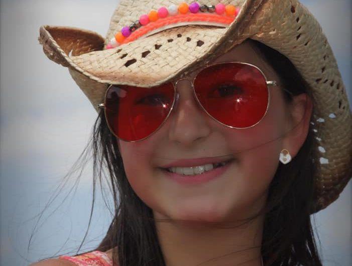 Jasmin la reine de la salsa à Miami la chanteuse kids