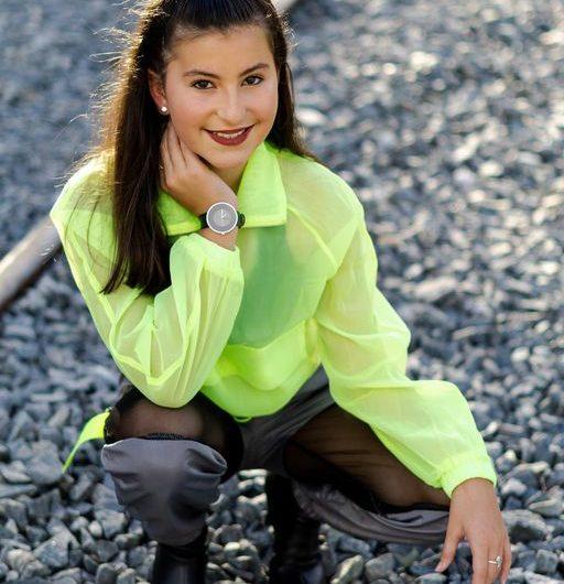 Jasmin McNally kids Andiablente