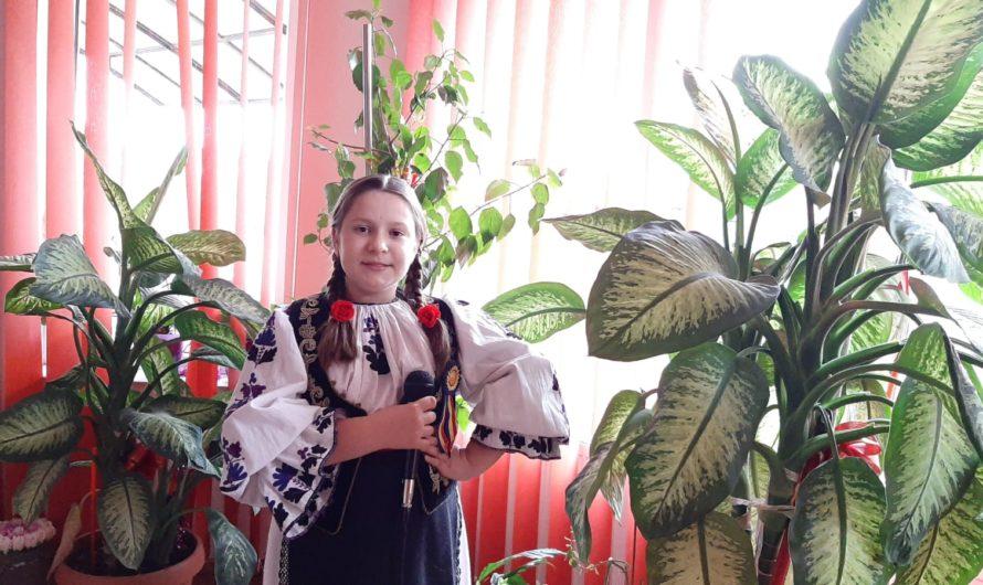 Maria Teodora Coța, kids du folklore